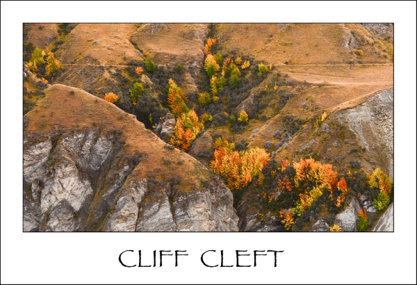 Cliff Cleft